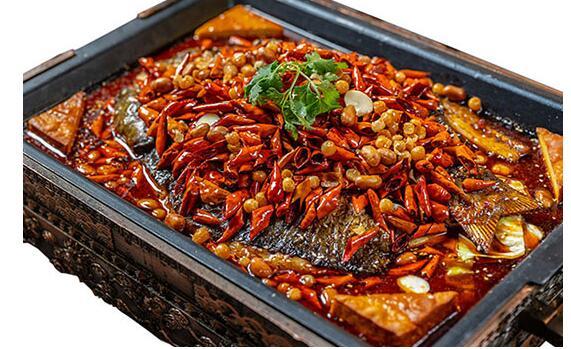 鱼谷稻烤鱼饭加盟