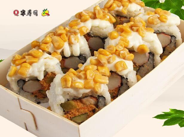 Q米寿司加盟条件