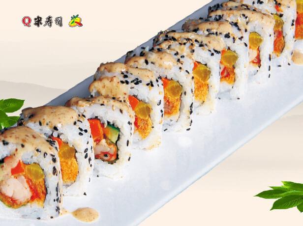 Q米寿司加盟费用