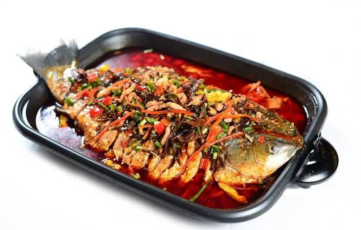 鱼经烤鱼私房菜